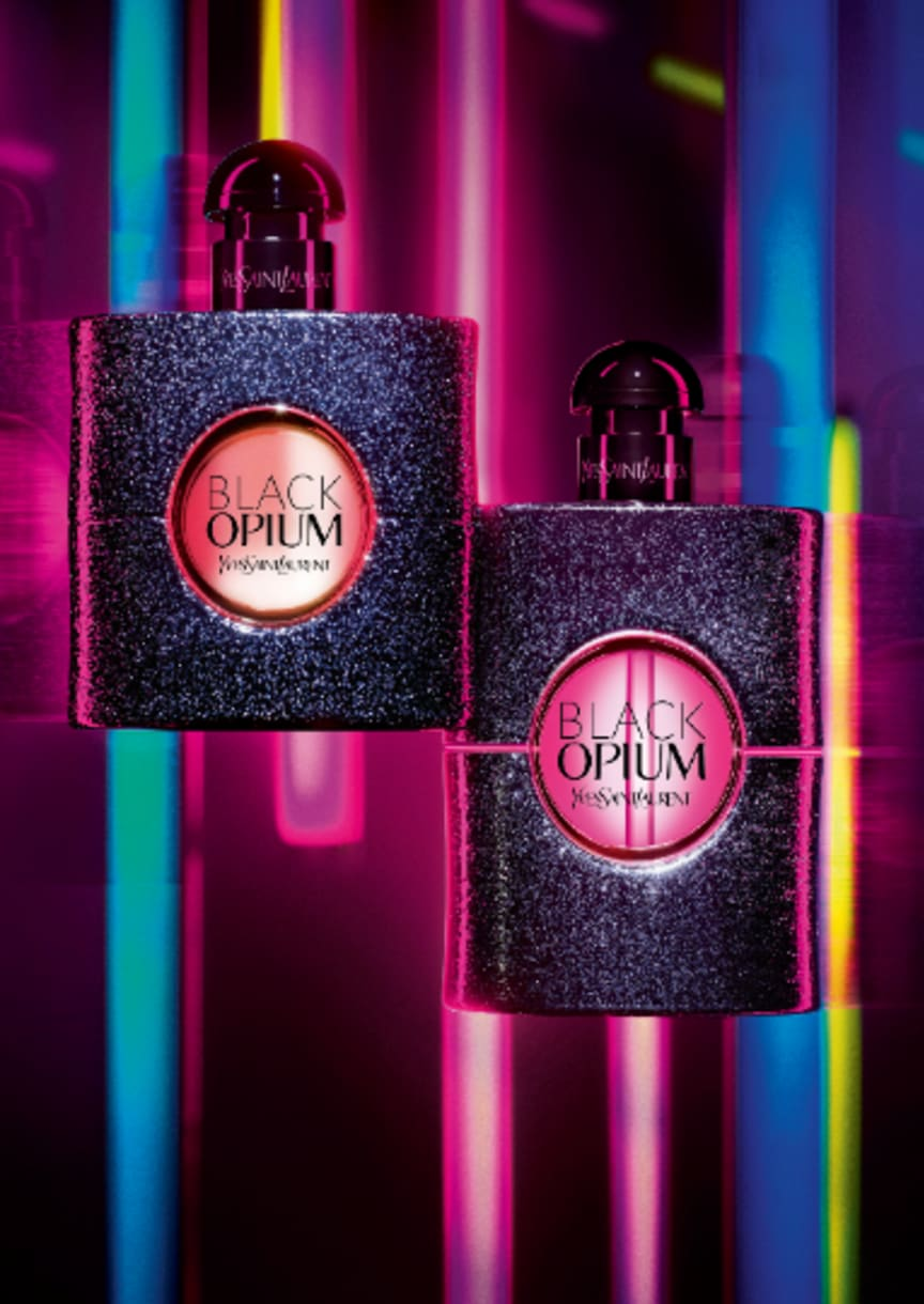 Black Opium Yves Saint Lauren Neon Water EdP 30 ml