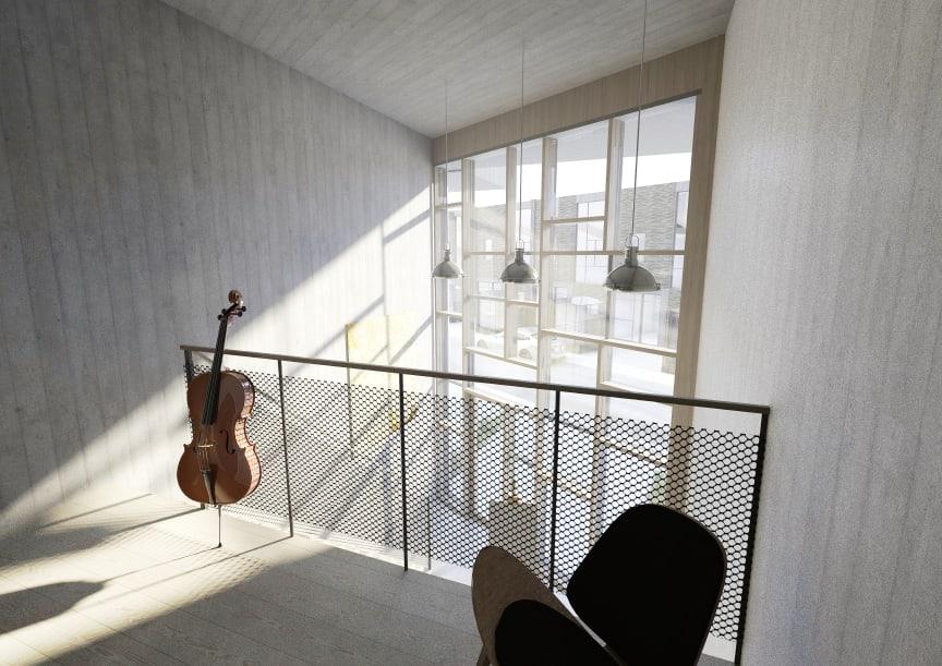 Upcycle Studios, Ørestad Syd