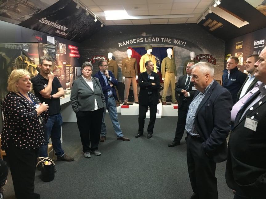 Scottish delegation visit