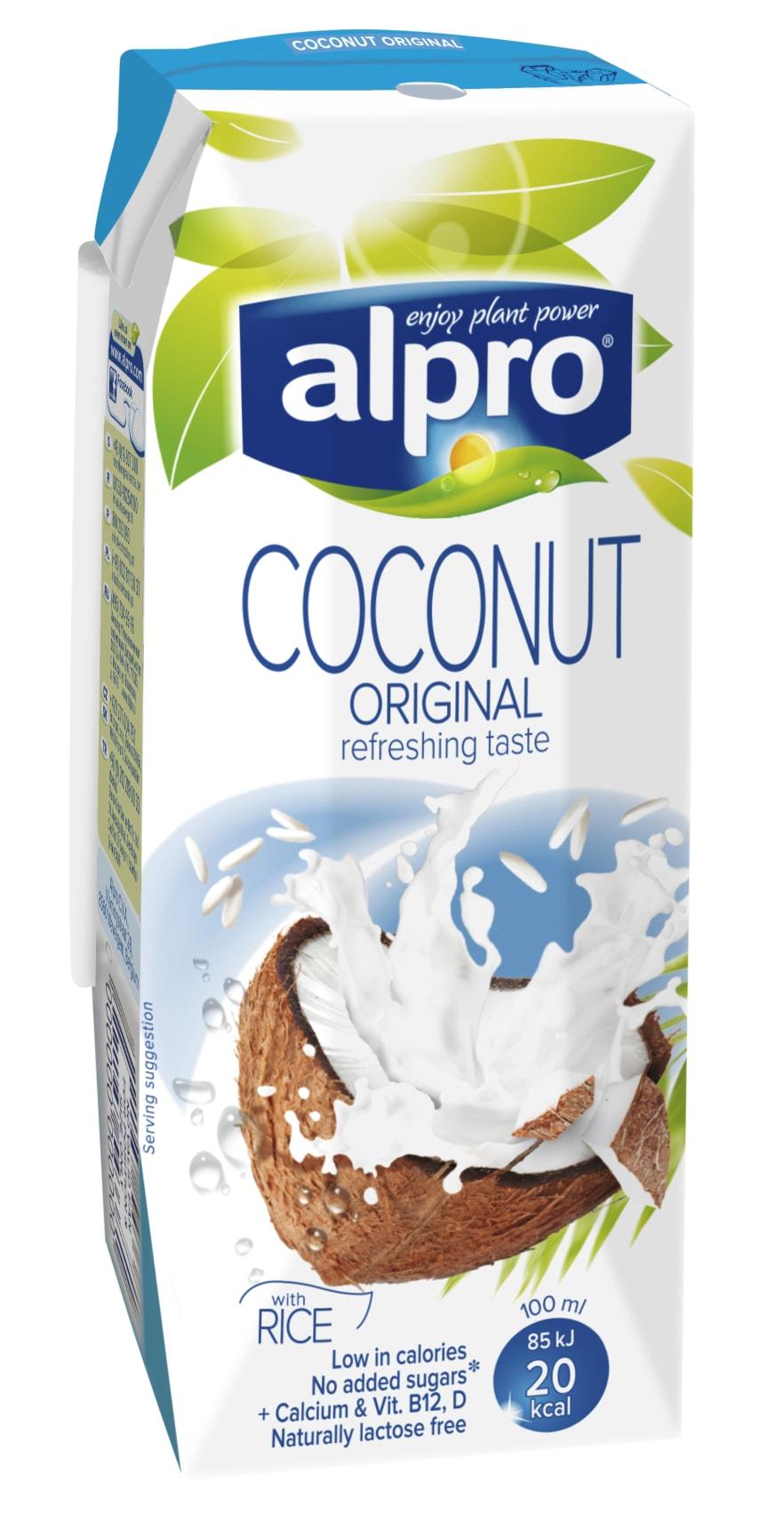 Alpro Ris og kokosdrikk 250ml