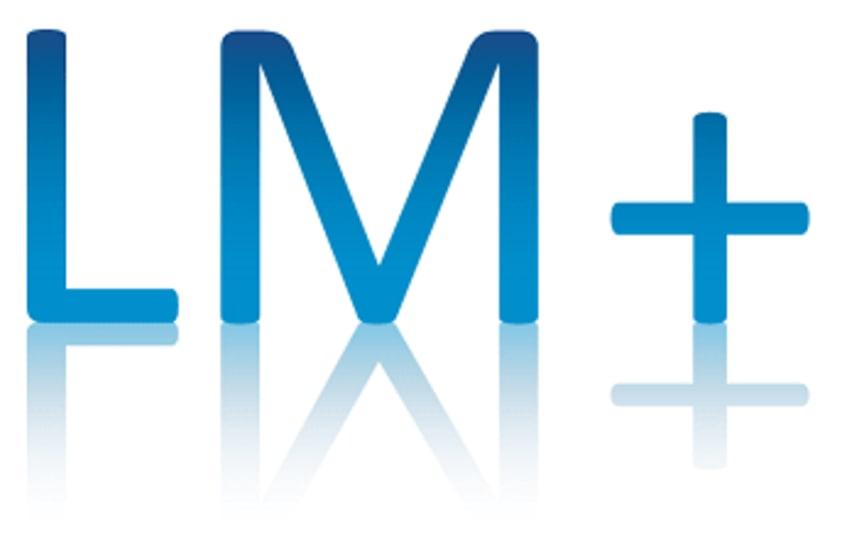LM+ Logo