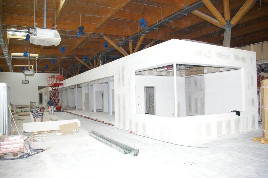 Umnutzen, umwidmen, umbauen. Der Ausbau ermöglicht häufig die Revitalisierung eines Gebäudes.