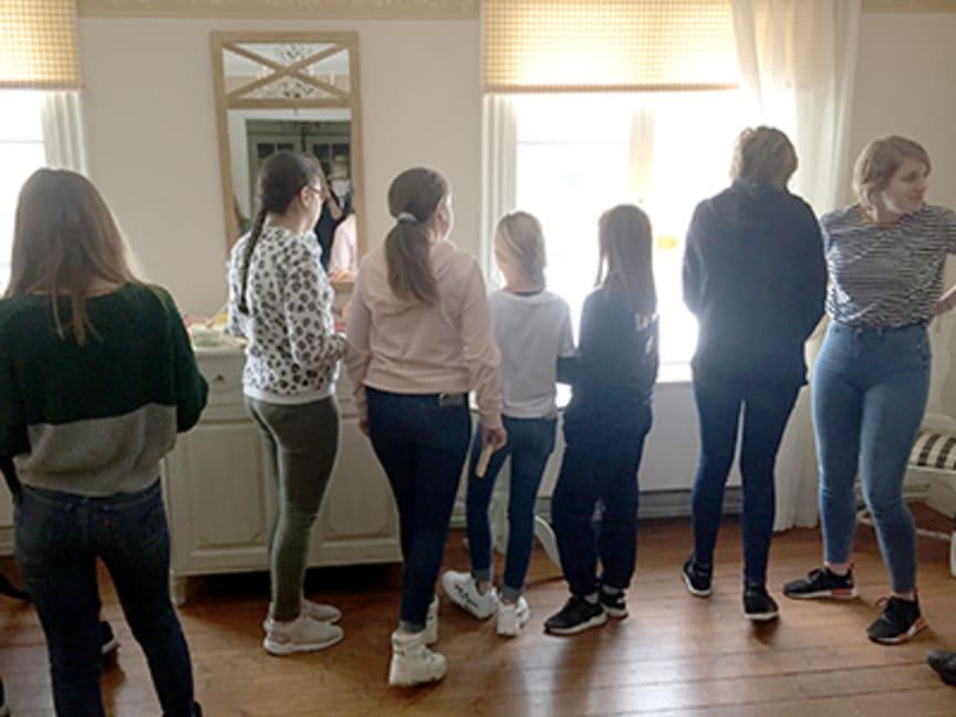 Populära tjejträffar i Kopparberg