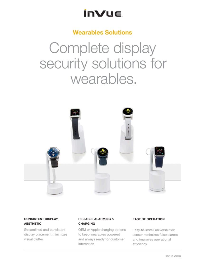 Varularm från Gate Security - InVue Wearable Solutions