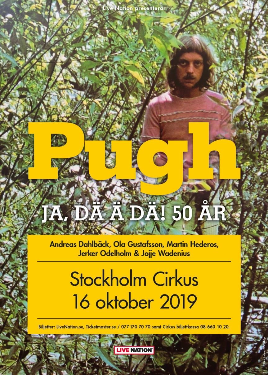 "Pugh Rogefeldt ""JA, DÄ Ä DÄ""  Cirkus"