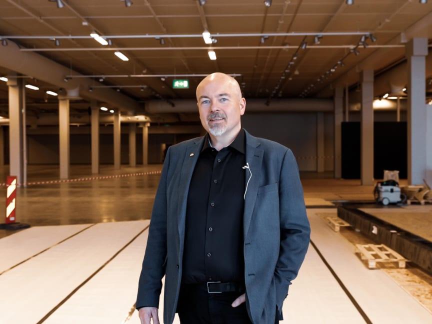 Åpner ny bilforhandler i Bodø Storsenter