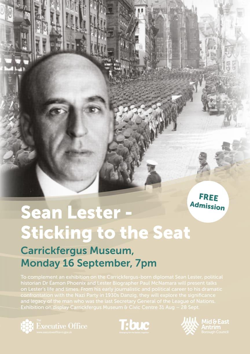Sean Lester event