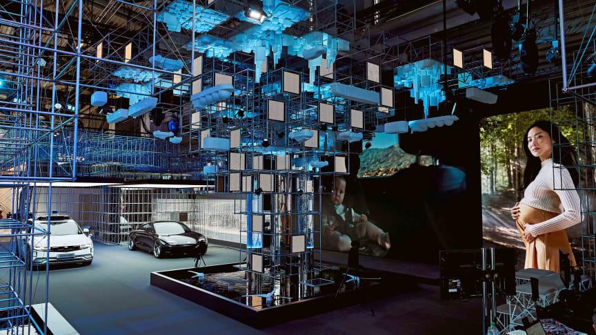 (Photo_5) Hyundai Motor's booth at IAA Mobility 2021