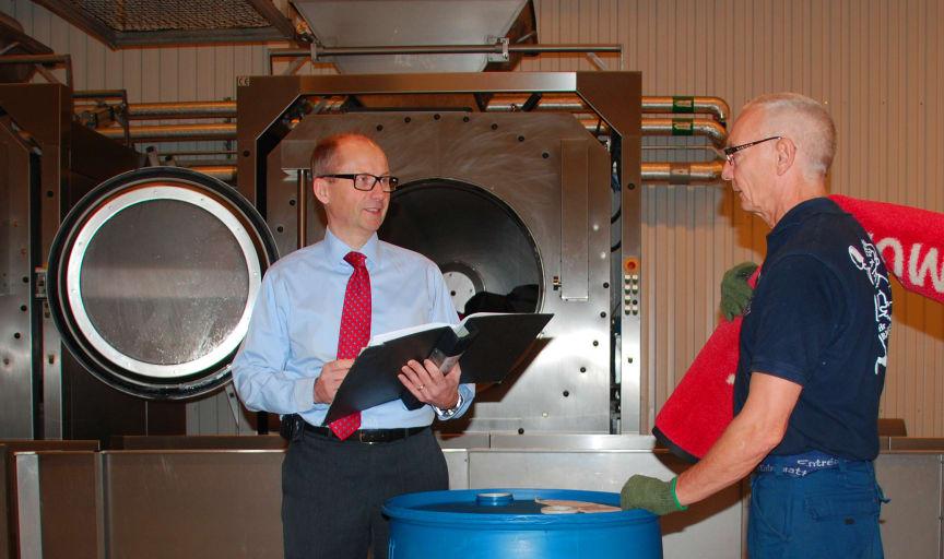 Bioteknologiska tvättmedel