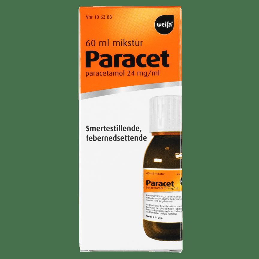 Paracet® mikstur