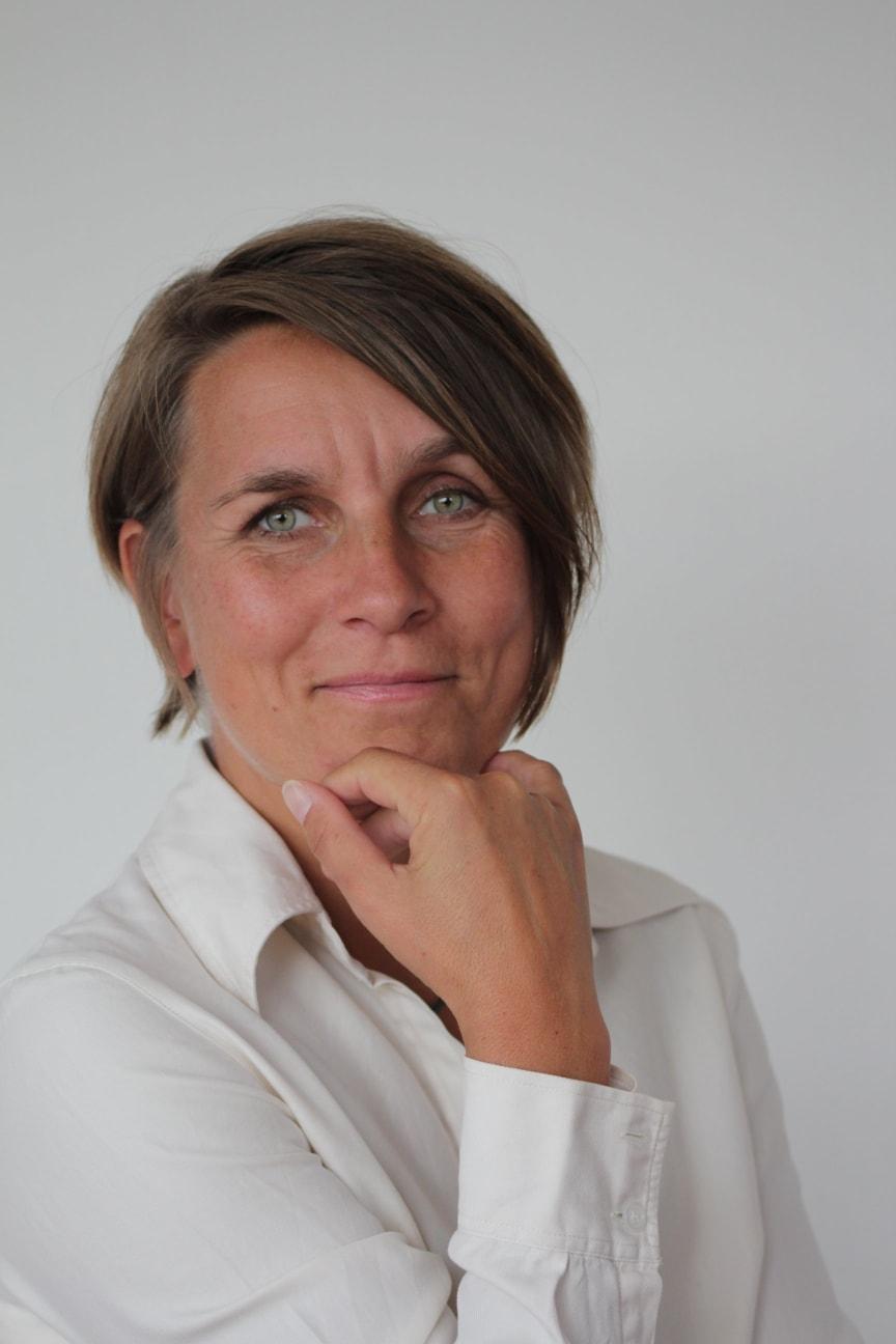 Christina Marx - Bereichsleiterin Aufklärung der Aktion Mensch