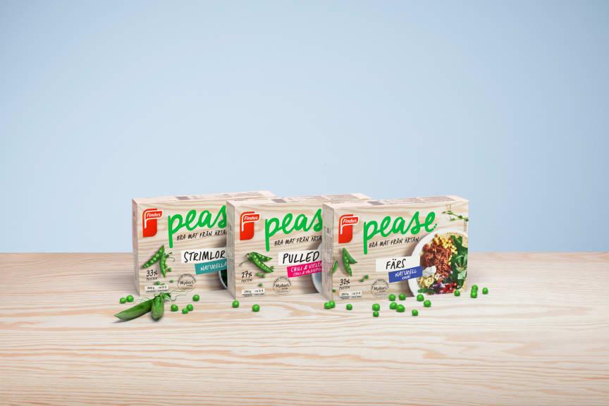 Findus ärtprotein Pease