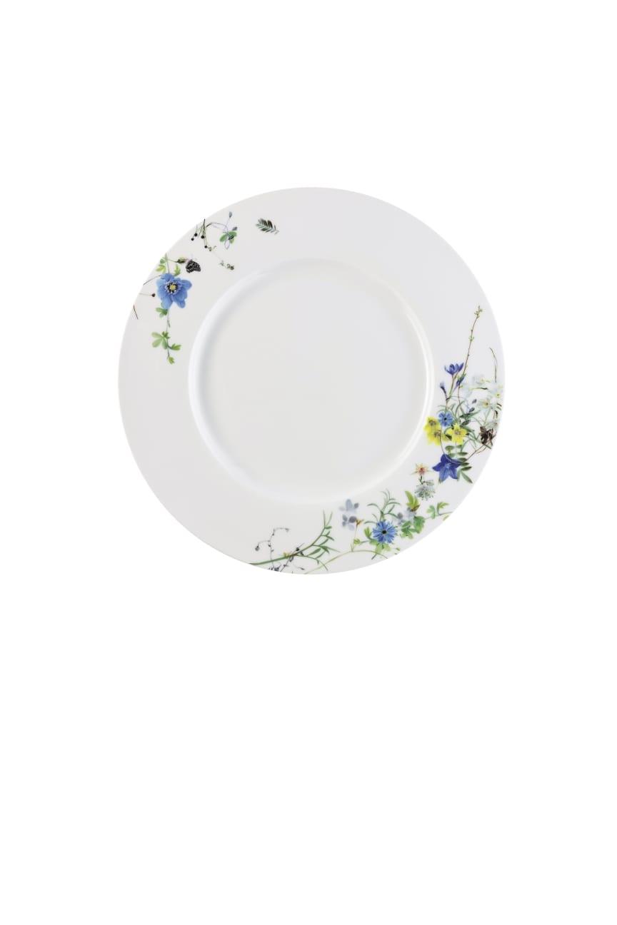 R_Brillance_Fleurs_des_Alpes_Rim_plate_28_cm