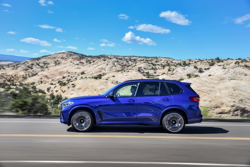 Nya BMW X5 M och BMW X5 M Competition