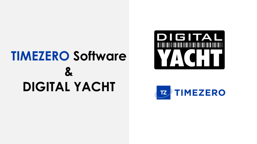 Digital Yacht products with TIMEZERO software