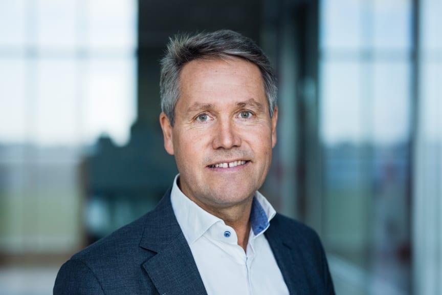 Johan Svenningsson, VD Uniper Sverige