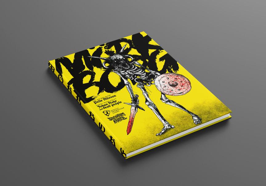 MÖRK BORG book