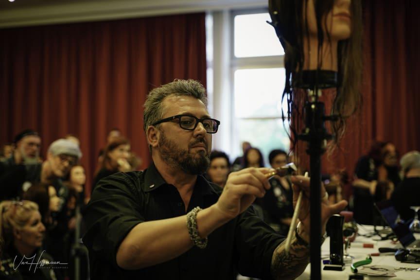 Giovanni Morreale - Geschäftsführer The Calligraphy Cut Company Switzerland GmbH