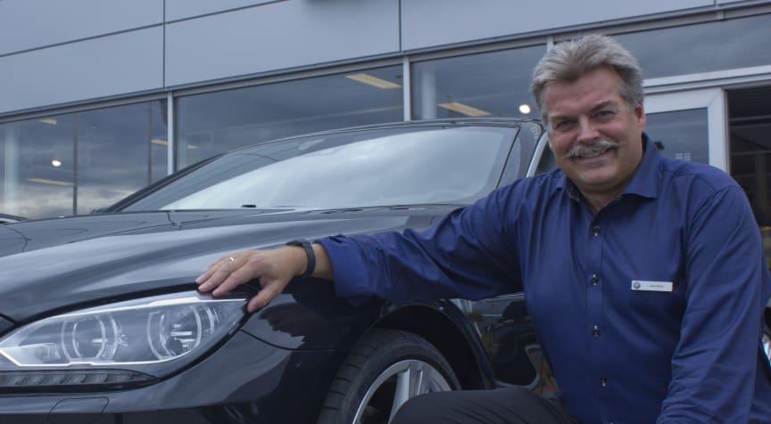 Jone Hana, daglig leder Bavaria Stavanger og Bavaria Bryne