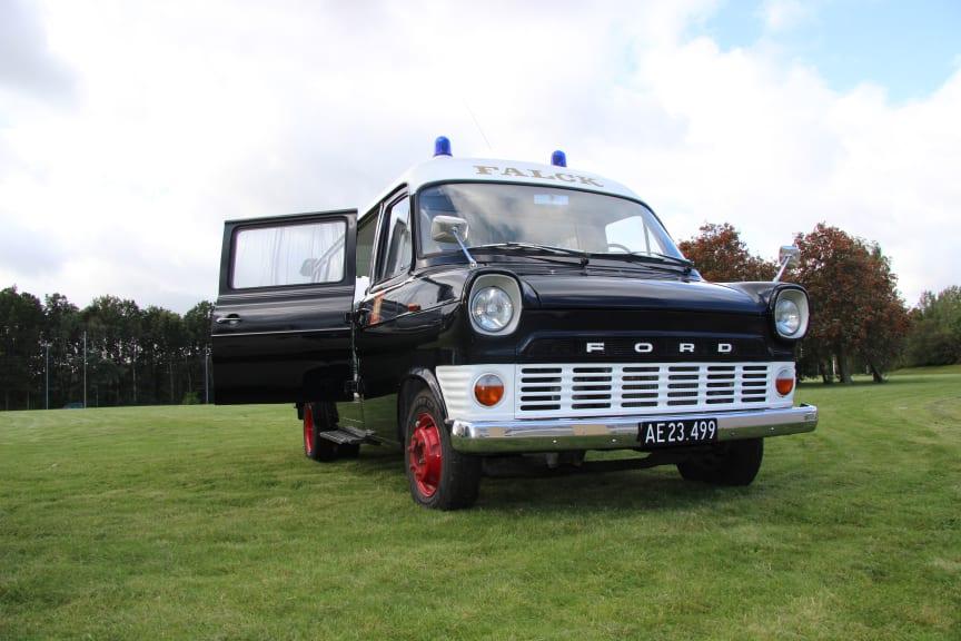 Ford Transit 50 års jubilæum hos Ford Danmark - 6