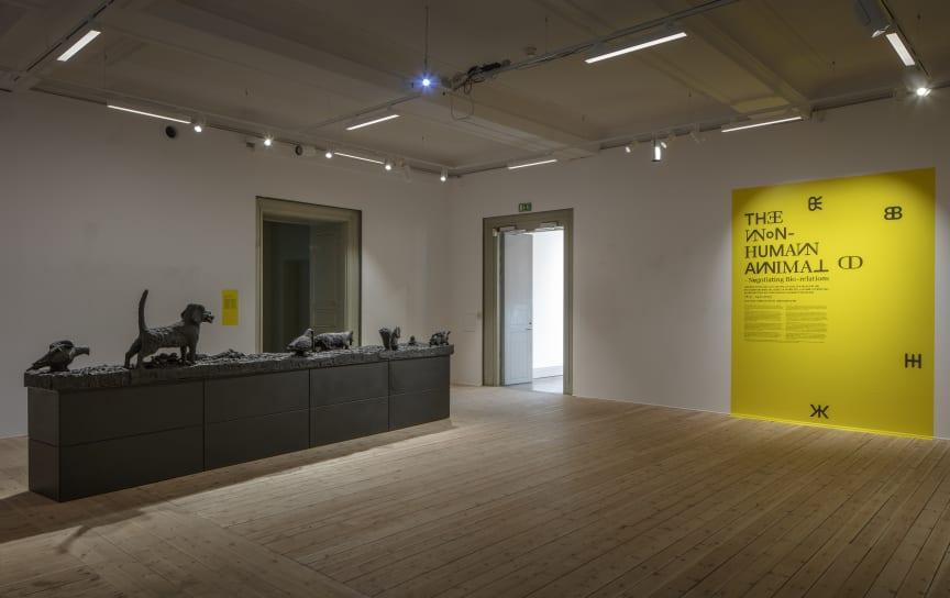 Fredrik Strid, Exodus, skulptur, acrystal, 2019