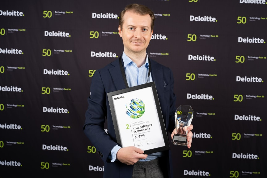 Sweden Technology Fast 50 - bilder från prisutdelningen