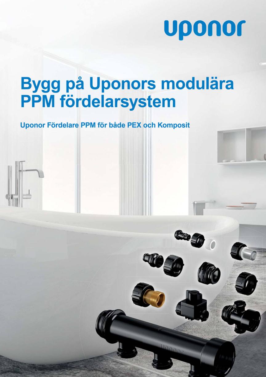 Bygg på Uponors modulära PPM fördelarsystem