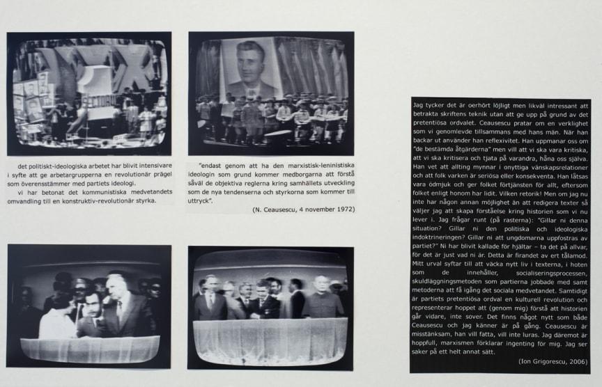 Pressbild: The Realism Question på Rumänska kulturinstitutet