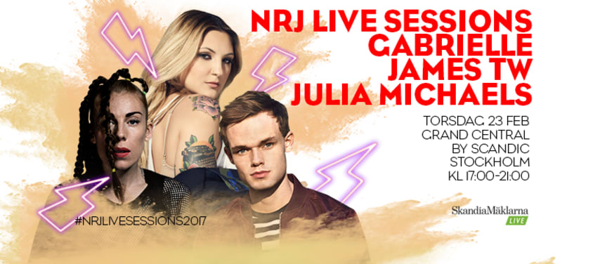 NRJ Live Sessions