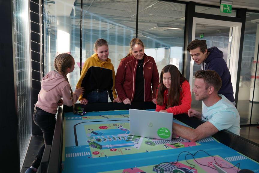 Elever fra Ringvoll skole