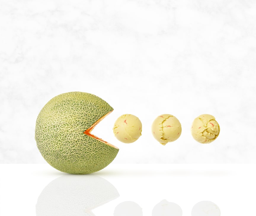 Inspiration Laktosfri Melon