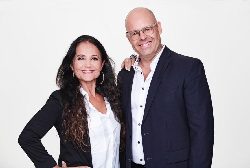 Robert & Anna
