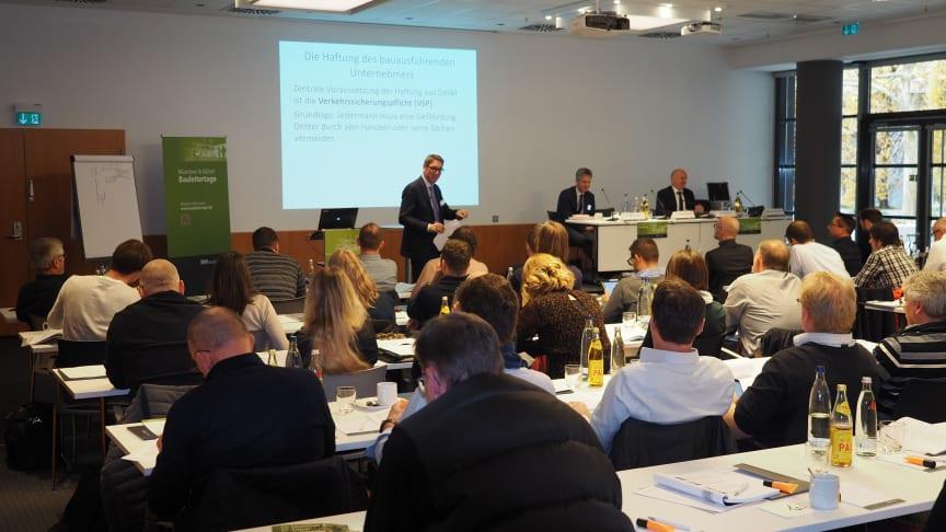 Das renommierte Referententeam, bestehend aus Dr. Edgar Joussen, Götz Michaelis und Dr. Tobias Rodemann, wird in diesem Jahr von Dipl.-Ing. Silke Sous unterstützt.