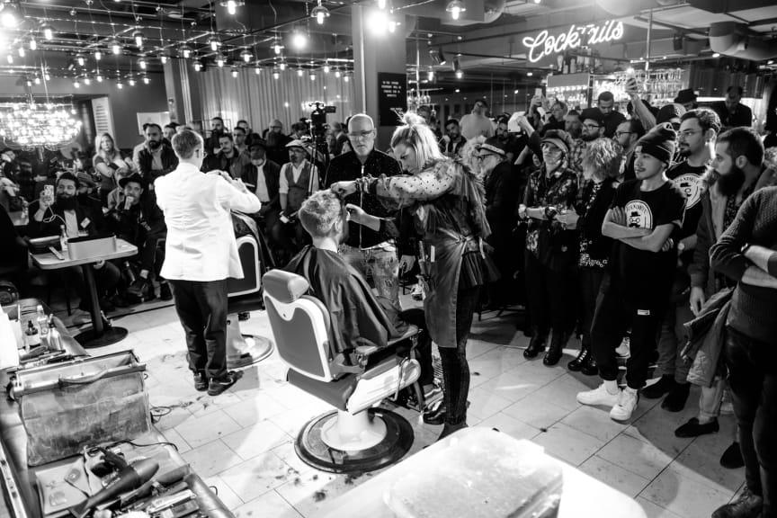 Final i Årets barberare 2019