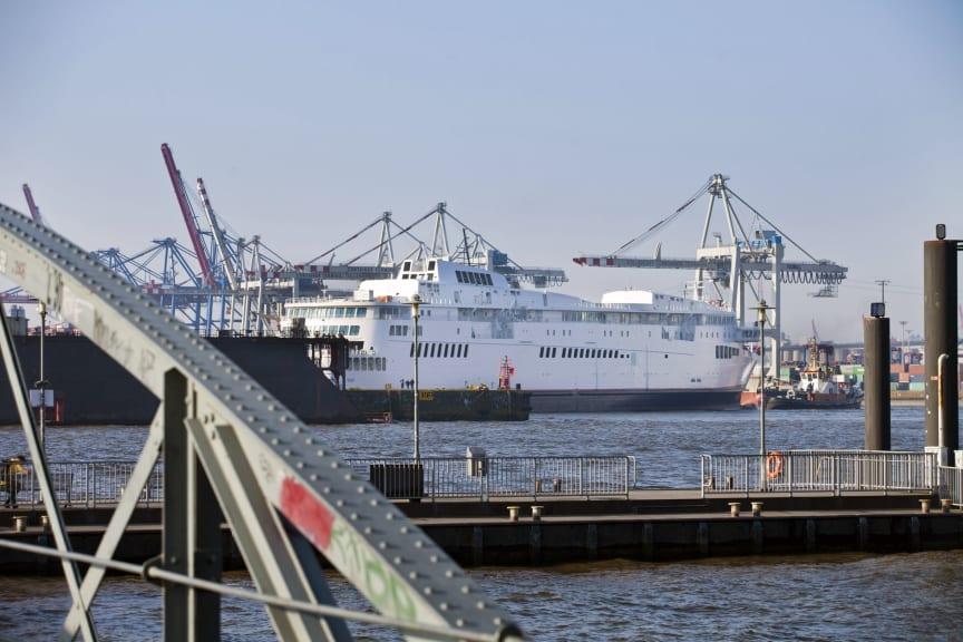 Det første GR-skib er ankommet til Hamburg_4