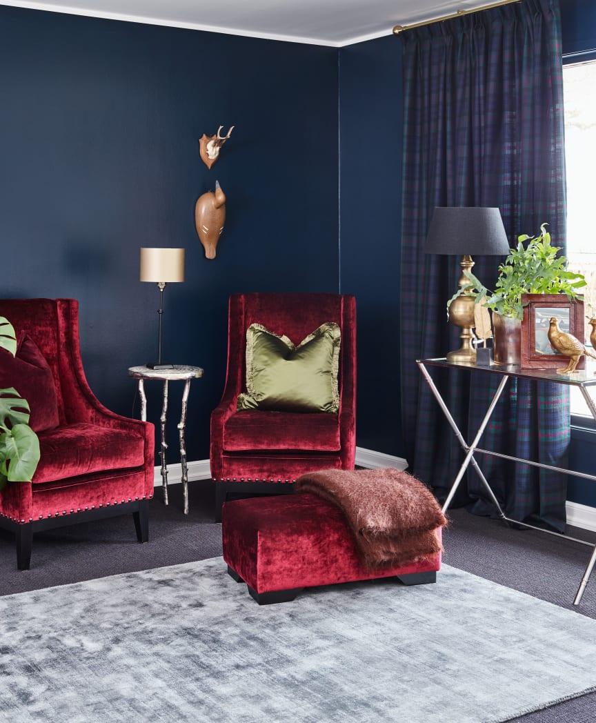 Eklektisk Stil Stue Havdyp FR2515