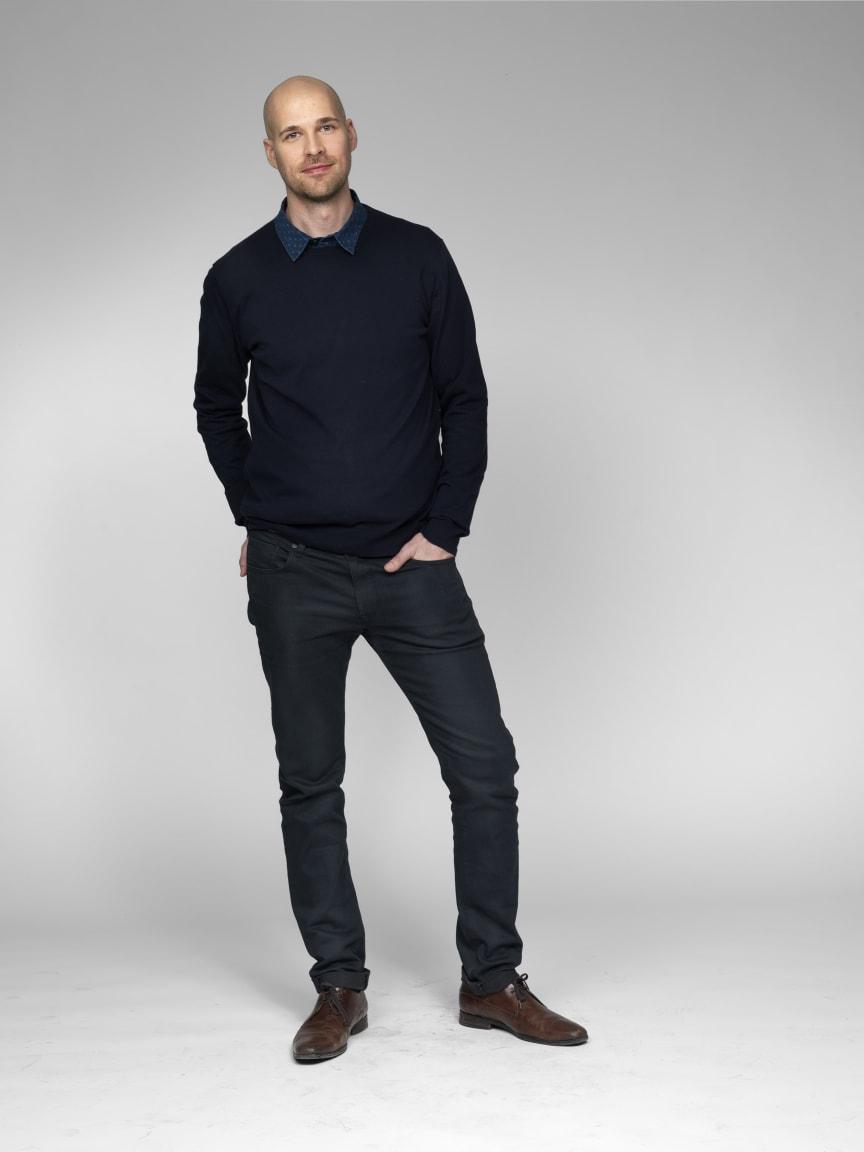 Andreas Nyström, ansvarig för Omvärldsbevakning TV, Svensk Byggtjänst