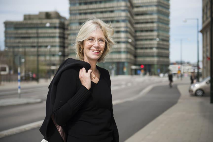 Katarina Pelin, förbundsdirektör VA SYD