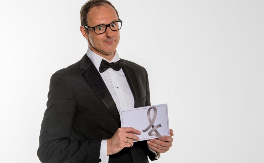 Felix Burda Award 2021: Vince Ebert moderiert