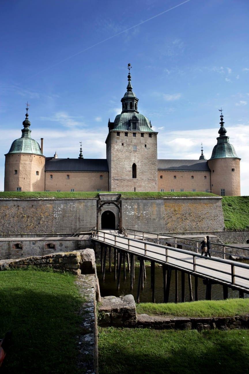 Kalmar Slott, Kalmar