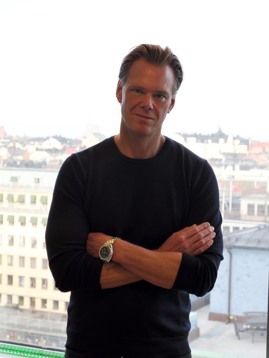 Magnus Stein CEO Lexly hr