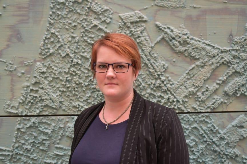 Marlen Ottesen, regionråd och gruppledare Hälso - och sjukvårdsnämnden SD Region Skåne