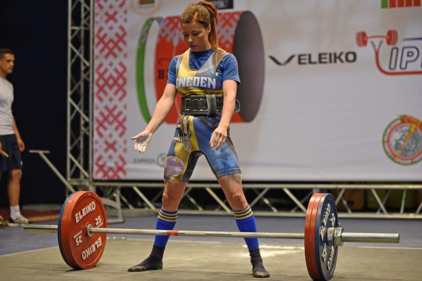 VM i styrkelyft