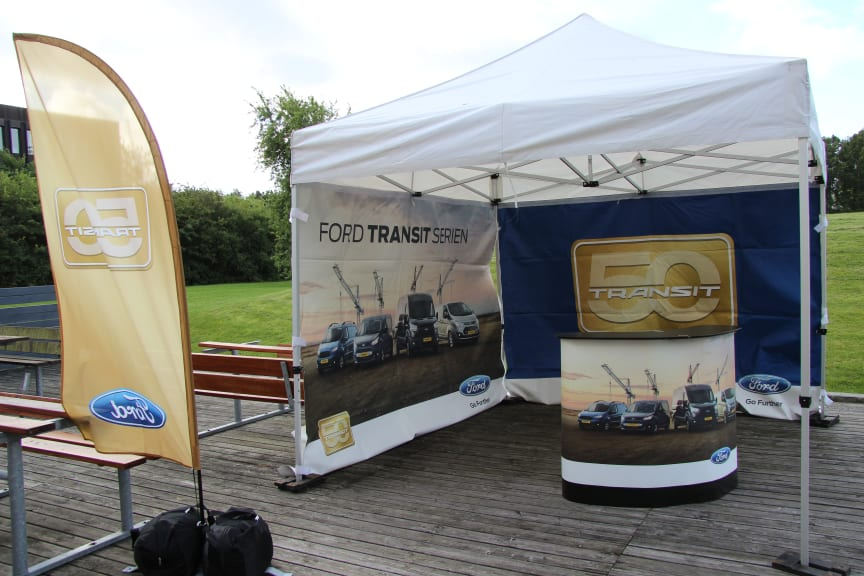 Transit 50 års jubilæum hos Ford Danmark - 2