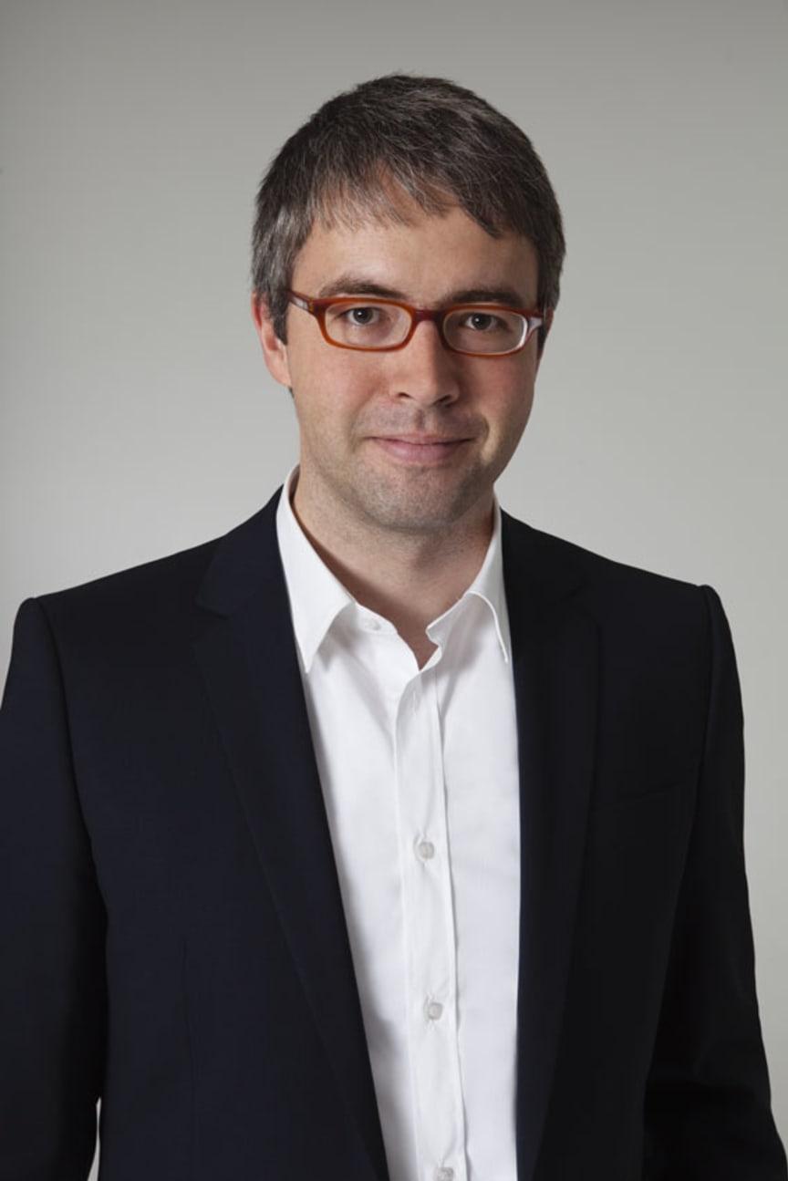Markus Eggensperger (Vorstand Recht)