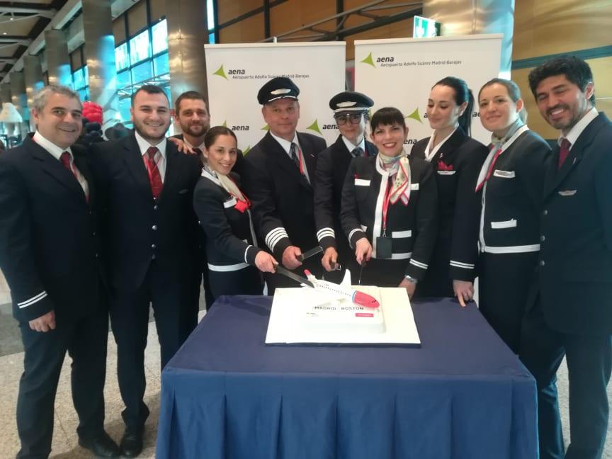 Norwegian inaugura hoy su ruta Madrid- Boston
