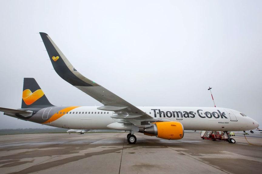 Spies får i løbet af 2014 seks miljøvenlige Airbus 321-fly, der om sommeren skal flyve til rejsemål omkring Middelhavet og om vinteren til bl.a. De Kanariske Øer.