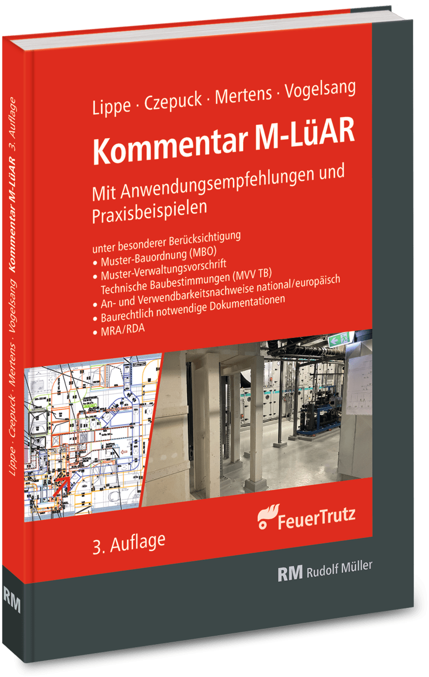 Kommentar M-LüAR, 3. Auflage (3D/tif)