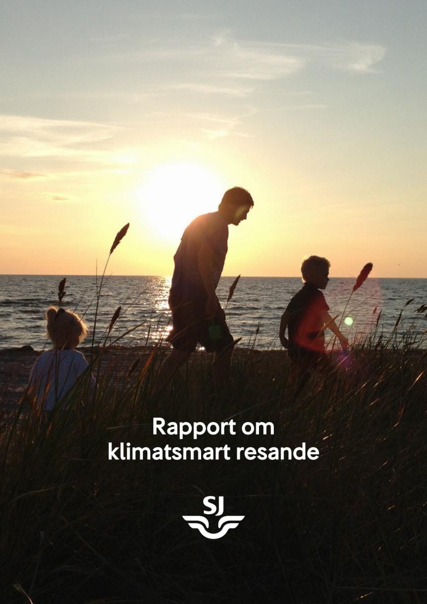 SJs rapport om klimatsmart resande maj 2019