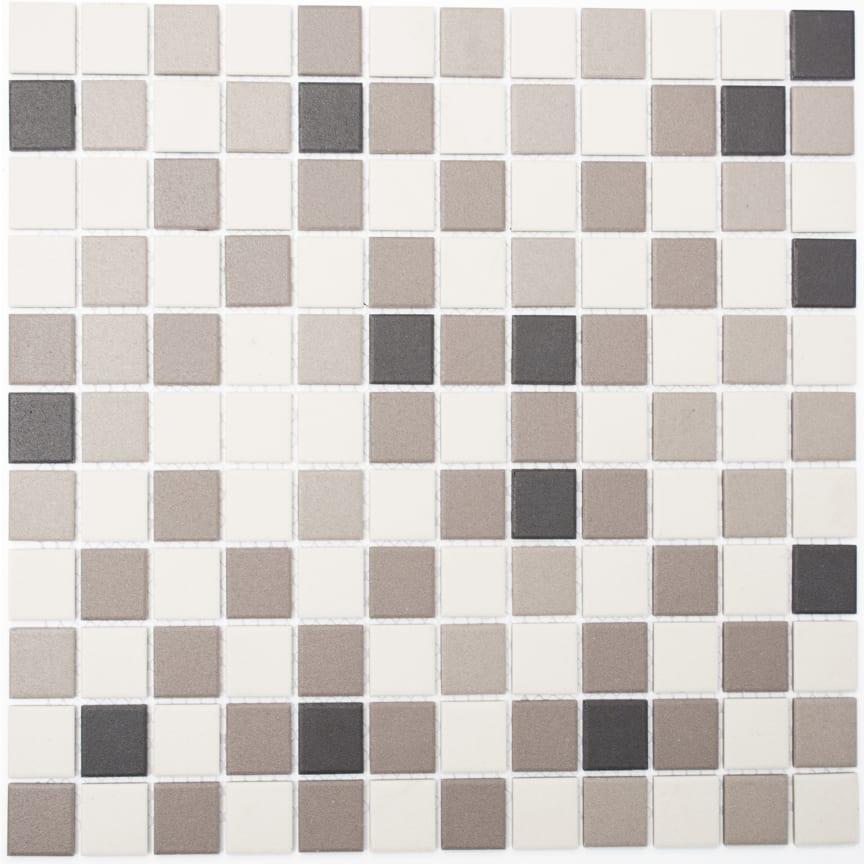 Mosaik Eventyr Lysene Mix 2,5x2,5, 498 kr. M2.